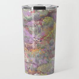 Life in Death Valley Travel Mug