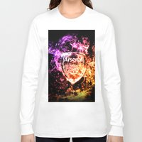 arsenal Long Sleeve T-shirts featuring ARSENAL by Acus