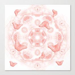 Butterfly flight of fancy Canvas Print