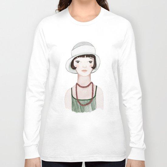 Louise Belle Epoque Long Sleeve T-shirt
