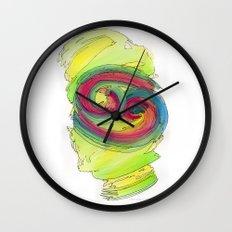 Cancer Flow Wall Clock
