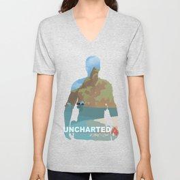 Uncharted 4 Unisex V-Neck