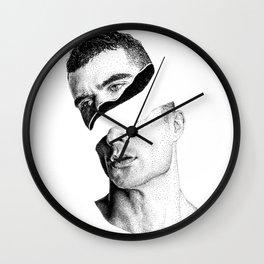 Walter 2 - Nood Dood Wall Clock