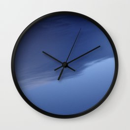 KALTES KLARES WASSER - Cold Clear Water Wall Clock