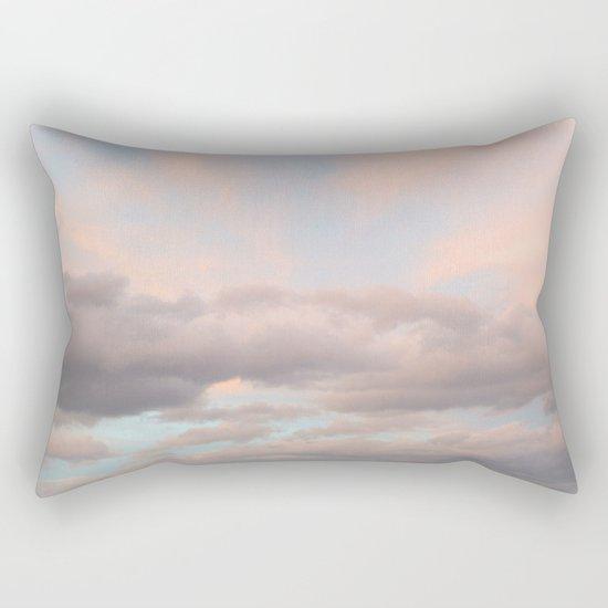 Milkshake Sky Rectangular Pillow