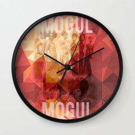 super trifecta Wall Clock