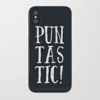Puntastic! iPhone X Slim Case