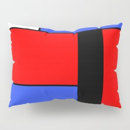 Mondrian #51 Pillow Sham