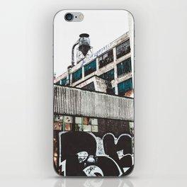 Detroit City iPhone Skin