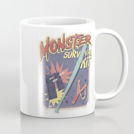 Monster Survival Kit Coffee Mug