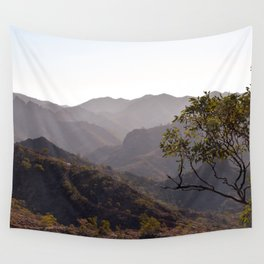 Arkaroola Outback Landscape Wall Tapestry