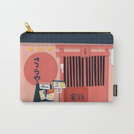 Japanese restaurant Carry-All Pouch