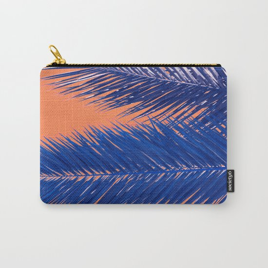 Tropical abstract(10) Carry-All Pouch