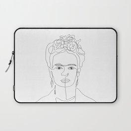 Doña Frida Kahlo Laptop Sleeve