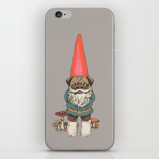 Pugnomie iPhone & iPod Skin