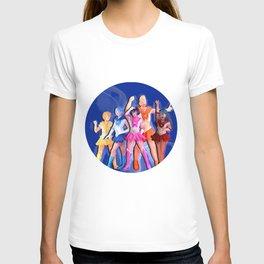 Pigeon Senshi T-shirt