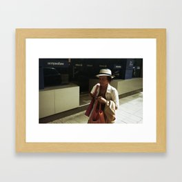 Insurance Framed Art Print