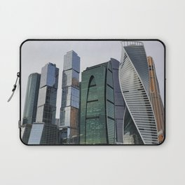 Moscow International Business Centre Laptop Sleeve