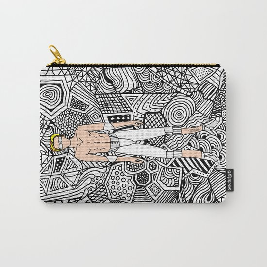 Bowie Fashion 2 Carry-All Pouch