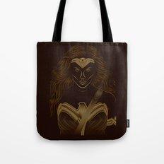 Wonder . Woman Tote Bag