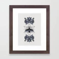 The Panoply Plate 05 Framed Art Print