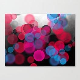 Dream Dots Canvas Print