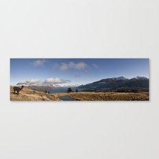 Queenstown, New Zealand Canvas Print