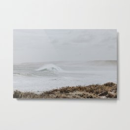 waves vi Metal Print