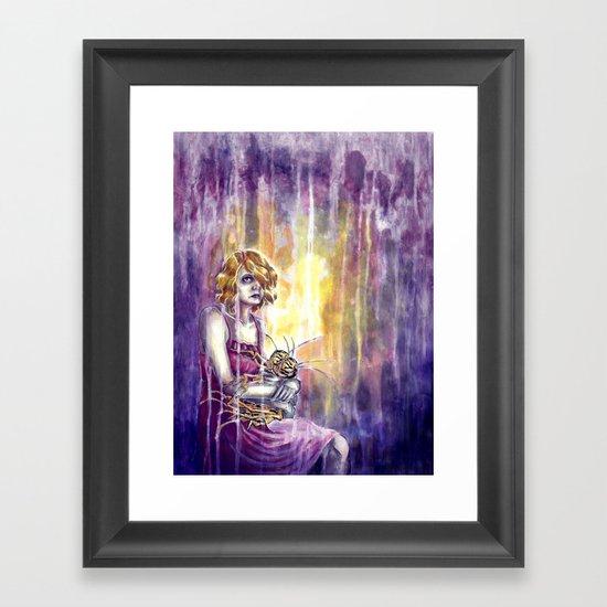 Mixed Blessings Framed Art Print