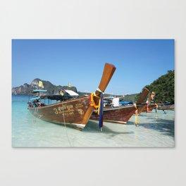 Thailand Phi Phi Islands Canvas Print