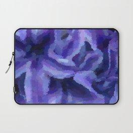 Purple Hibiscus Leaf Tapestry Print #1497 Laptop Sleeve