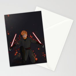 The Master (Dark) Stationery Cards