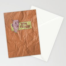 Hey Bud, Let's Party! Stationery Cards