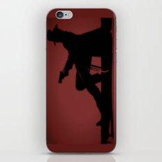 Justified iPhone & iPod Skin