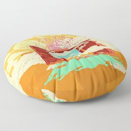 EXIT DREAM Floor Pillow