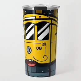 The Face of Rio - Teresa's Tram Travel Mug
