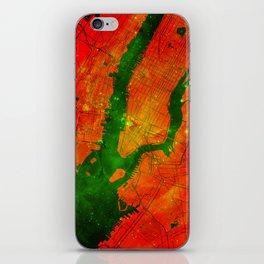New York Eagle Nebula iPhone Skin