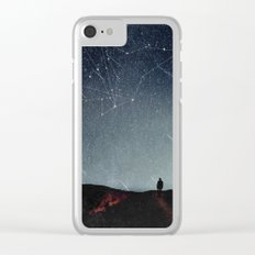 connections Clear iPhone Case