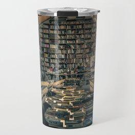 Books Everywhere Travel Mug