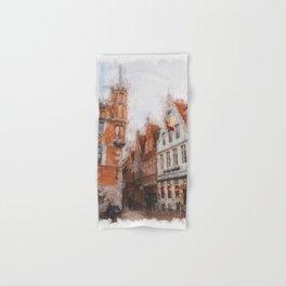 Bruges Hand & Bath Towel