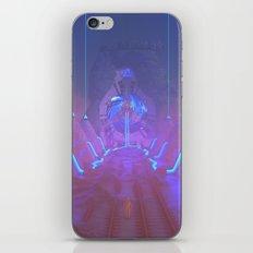 Lost Astronaut Series #05 - Star Harvester iPhone & iPod Skin