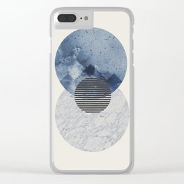 As Above, So Below Clear iPhone Case