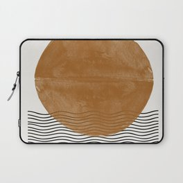 Sun and the water Laptop Sleeve