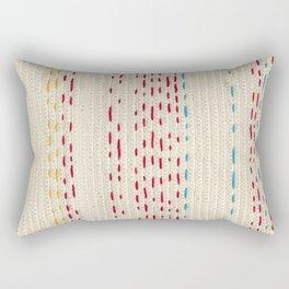 Yarns - Between the lines Rectangular Pillow