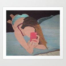 Nudes 9 Art Print