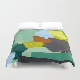 Palette for young people Duvet Cover