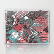 Red mountains Laptop & iPad Skin