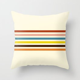 Classic Retro Govannon Throw Pillow