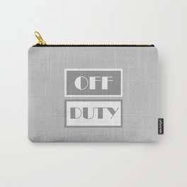 Off Duty Carry-All Pouch
