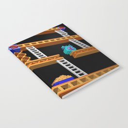 Inside Donkey Kong stage 2 Notebook